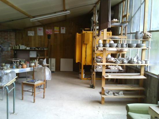 atelier /four de cuisson