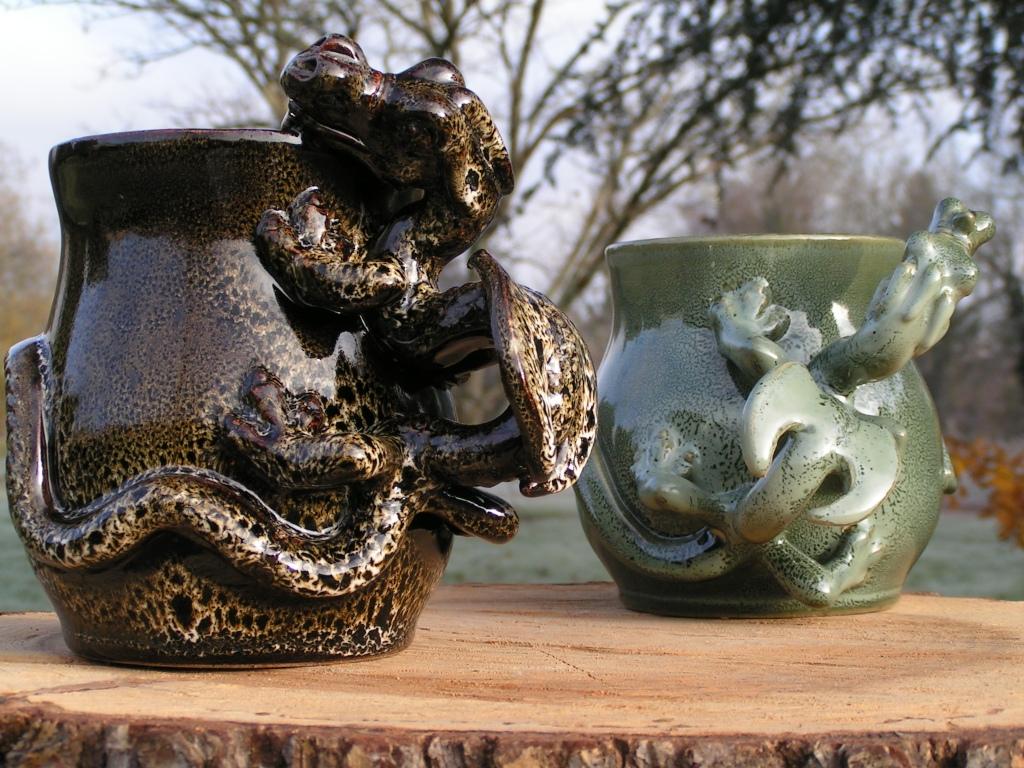 mug dragon